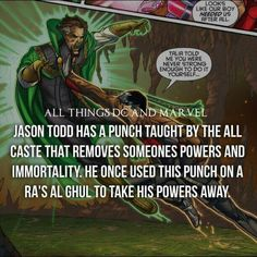 Jason Todd all powerful                                                                                                                                                                                 More