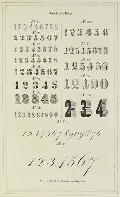 Schrift- und Polytypen-Proben BG Teubner, 1846 e by peacay, via Flickr