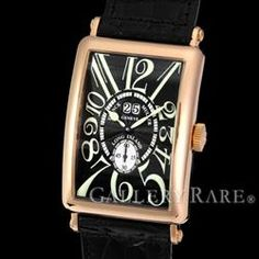 フランクミュラー ロングアイランド グランギシェ K18PGピンクゴールド 1200S6GG FRANCK MULLER 時計