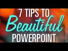 How to Create Profesional Powerpoint Presentation slides | Best Powerpoi...