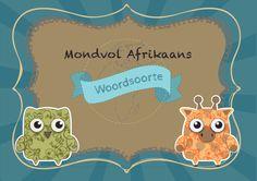 Mondvol Afrikaans is 'n reeks digitale plakkate en ander hulpmiddels vir Afrikaanse onderwysers en tuisonderrig ouers.