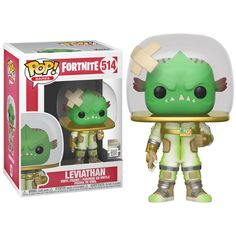 Games #514 personaje funko Fortnite Battle Royale Leviatán pop