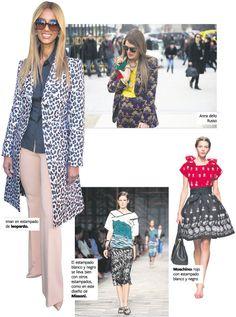 Ellas Virtual - Moda Los nuevos neutros Revista Ellas 27 de septiembre 2013