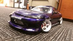 Work in progress S15 on XXX-D VIP chassis.