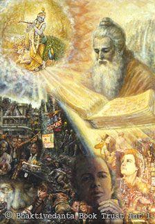 Bhagavatam, la mayor contribucion para la comprencion de Dios | es.krishna.com