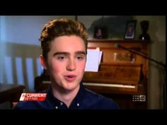 http://harrisoncraig.co/news/harrison-craig-a-current-affair-interview-090413/  Harrison craig gets interviewed by A Current Affair April 2013