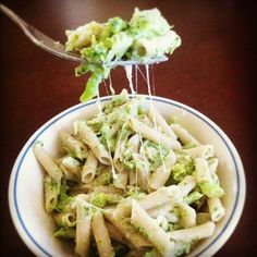Broccoli and Cheese Penne Pasta