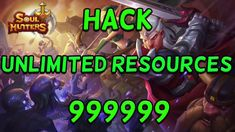 [No Survey] How to get unlimited Diamonds and Coins! (Soul Hunters - Choose y. New Soul, Game Resources, Hack Tool, Mobile Game, Free Games, Cheating, Hacks, Hunters, Ios