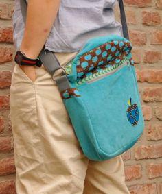 petitmariette : RUMS mit Herrentasche für mich...