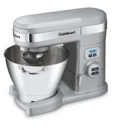 Cuisinart SM-55BC 5-1/2-Quart 12-Speed Stand Mixer, Brushed Chrome – KITCHEN APPLIANCES