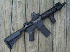 Military Weapons, Weapons Guns, Cool Guns, Awesome Guns, Custom Guns, Modern Warfare, Tactical Gear, Airsoft, Firearms