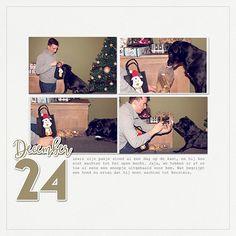 documenting+december - Scrapbook.com