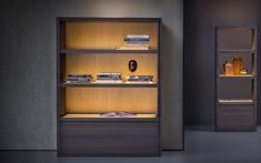 SOLIDA OPEN CABINET Flou
