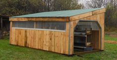 New Rabbit Shelter (Pics) - Homesteading Today