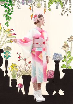 kimono furifu