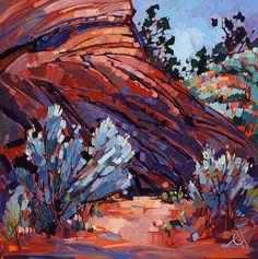Coyote Buttes ~ Artist:Erin Hanson