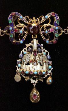 Hungarian, 17th century, Jewellery | Flickr - Photo Sharing!