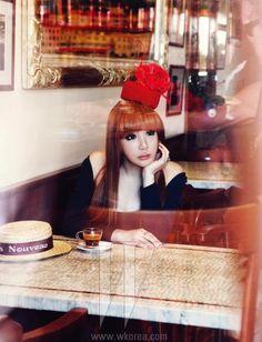 2NE1 in W Korea magazine. Park Bom-I love her! She has an amazing voice!