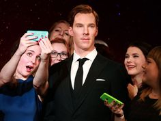 La minute people : Benedict en cire, les One Direction super riches et les 34 ans de Kim