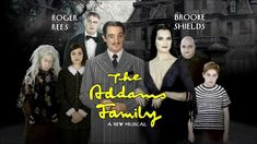 The Addams Family Musical - YouTube