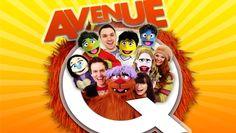 Avenue Q (Tue 16- Sat 20 Sep)   New Alexandra Theatre Birmingham