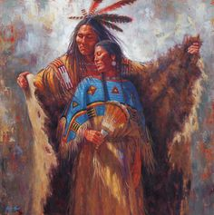 James Ayers  http://jamesayers.com/wp-content/uploads/602N-TWO-SOULS-ONE-SPIRIT-L.jpg