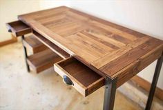 wooden desk - Google 搜索