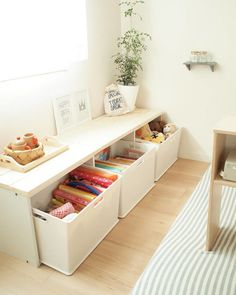 Como deve ser uma estante Montessori do quarto infantil? Kids Furniture, Furniture Design, Diy Office Desk, Deco Studio, Ideas Para Organizar, Trendy Home, Baby Room Decor, Home Organization, Kids Bedroom