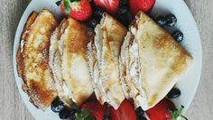 Základné palacinkové cesto French Toast, Breakfast, Ethnic Recipes, Food, Hampers, Morning Coffee, Essen, Meals, Yemek