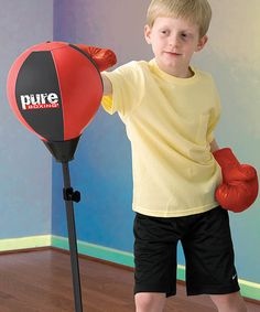 Look what I found on #zulily! Punch & Play Set by Pure Boxing #zulilyfinds