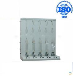 FDR-3001 Sulfur content of petroleum products tester (lamp method) | Toggar