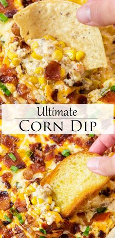 Corn Dip Recipes, Mexican Food Recipes, Dinner Recipes, Recipes For Dips, Jalapeno Recipes, Bacon Recipes, Milk Recipes, Summer Recipes, Appetizer Dips