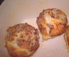 Rezept Pizza Muffins von Greywing86 - Rezept der Kategorie Backen herzhaft