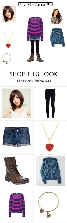 """"""" older frisk """" by honeyswamp ❤ liked on Polyvore featuring Sankins, NIKE, J.Crew, Andrew Hamilton Crawford, Steve Madden, American Eagle Outfitters, Stella Jean, Alex and Ani and ASOS"""