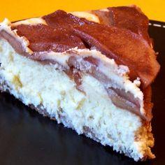 Caramel Swirl Apple Cheesecake (Crock-Pot) Recipe