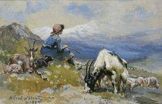 File:Children of the Hills (1890) by Alfred William Strutt.jpg