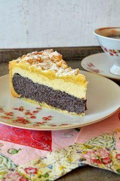 Heute habe ich DEN perfekten Kuchen für Euch! Schon getrennt würde ich diese Kuchen lieben: Mohnkuchen, Käsekuchen, Streuselkuchen. Nun...