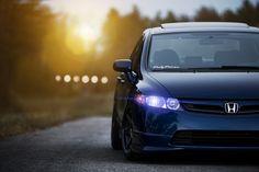 Vehicles Honda Civic Wallpaper