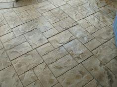 Stamped Concrete Patios patio