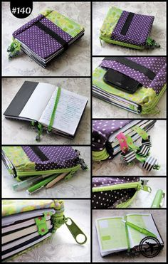 m-beutel.de wp-content uploads 2014 10 Brilliant Projects to Upcycle Leftover Fabric Scraps - MimicropAppointment planner a really great idea!) still arts appointment great instructions planner reallyIf you love sewing, then chanc Agenda Organizer, Diy Bullet Journal, Sewing Hacks, Sewing Crafts, Sewing Tips, Diy Accessoires, Love Sewing, Sewing Projects For Beginners, Sewing Patterns Free