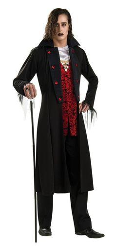 Disfraz de vampiro de la realeza