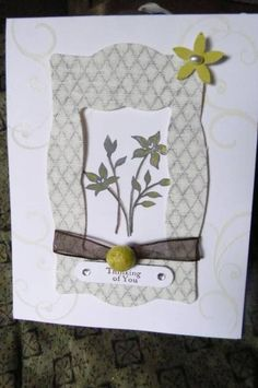 Gray Silhouette by asweetjewel - Cards and Paper Crafts at Splitcoaststampers
