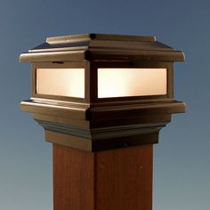 Prestige solar lighted post caps copper perfect for decks patios prestige solar lighted post caps copper perfect for decks patios mailboxes and fence posts no wiring required prestige post caps are availab aloadofball Choice Image