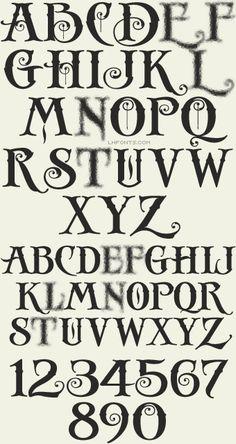 3 Ways to Improve Your Typography Alphabet Design Typography Alphabet, Typography Fonts, Alphabet Letters, Spanish Alphabet, Preschool Alphabet, Letter Tracing, Alphabet Crafts, Letter Monogram, Creative Lettering