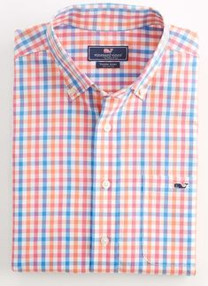 Vineyard Vines Men's Shirt #Prep #Preppy