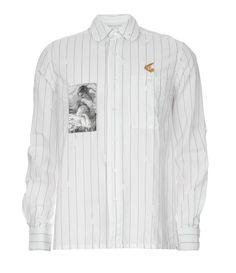 Pete P. Shirt White