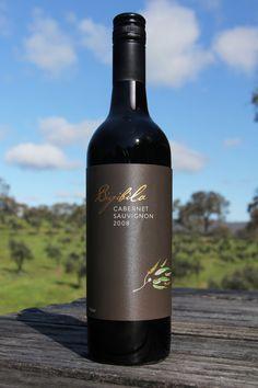 Our Bigibila Cabernet Sauvignon! A super refined and premium wine. www.bigibila.com