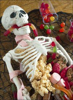 50 ideas para tematizar un restaurante en Halloween http://blgs.co/7bB21l