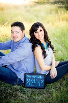 Leah Hope Photography: Ashley and Jamie | Engagement