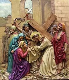 Catholic Pictures, Crucifixion Of Jesus, Jesus Faith, Art Of Manliness, Christ The King, John The Baptist, Sacred Art, Christian Art, Christmas Carol